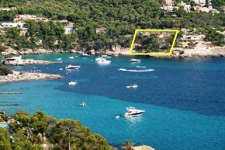 Moderne 1. Meerlinie Villa Camp de Mar NEU!!!