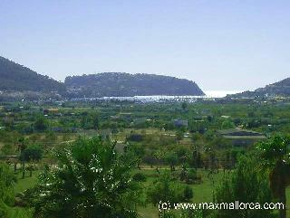Puerto Andratx Meerblick Finca  Garden 14.500 m²