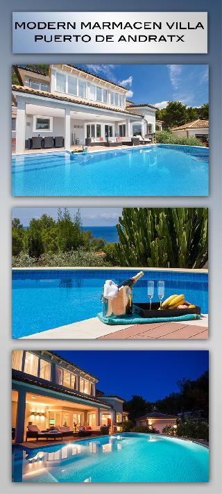 Mallorca Villa Puerto de Andratx Marmacen