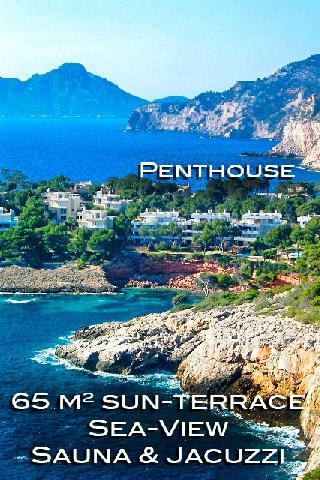 PENTHAUS GEGEN GEBOT  ZU VERKAUFEN PUERTO DE ANDRATX MALLORCA Puerto Andratx La Mola Mallorca