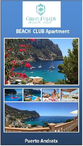 Beach-Apartment Gran Folies Beach Puerto Andratx