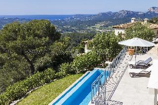 VERKAUFT!!! Finca-Villa mit Königsblick über Mallorca modern & klassisch Nähe Puerto Portals & Palma