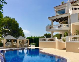VERKAUFT! Puerto Andratx La Mola Big and Luxury Apartment mit Tiefgarage und Lift  nur 5 Parteien