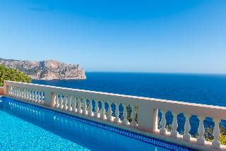 Königsklasse 1. Meerlinie Ibiza-Blick Penthaus Puerto Andratx